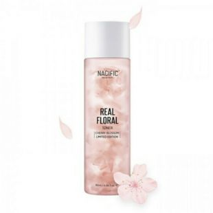 NACIFIC Real Floral Cherry Blossom Toner Cherry Blossom