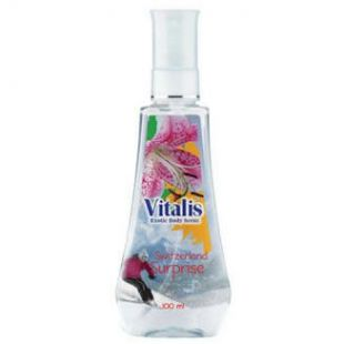 Vitalis Vitalis Exotic Body Scent Switzerland Surprise
