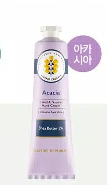 Nature Republic Hand and Nature Hand Cream Acacia