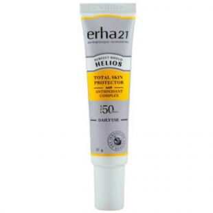 Erha  erha21 perfect shield helios total skin protector spf50