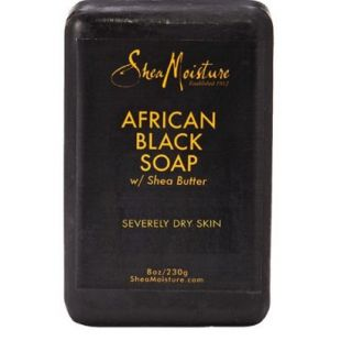 SheaMoisture African Black Soap Bar Soap