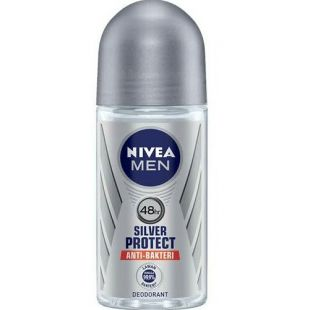 NIVEA Men 48hr Silver Protect Anti-Bacterial