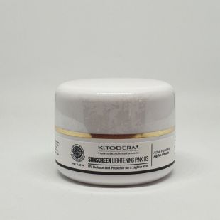 Kitoderm Sunscreen Lightening Pink 03