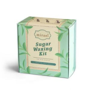 Mirael Mirael Grean Tea Sugar Waxing Kit Green Tea