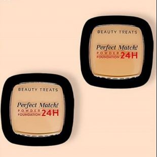Beauty Treats Perfect Match Powder Foundation no.03