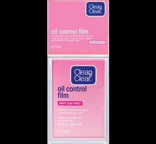 Clean And Clear Clean & Clear Oil Control Film Pink