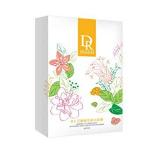 Dr. Hsieh Dr. Hsieh Mandelic Flower Whitening High Concetration Mask [6 pcs/pack] Whitening High Concentration Mask