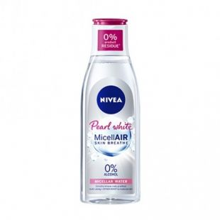 NIVEA MicellAIR Skin Breathe Pearl White