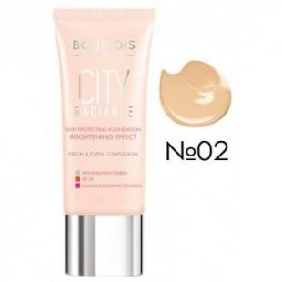 Bourjois City Radiance Foundation Vanilla