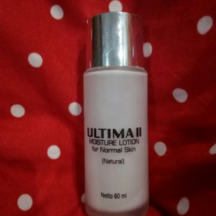ULTIMA II Moisture Lotion for Normal Skin Natural