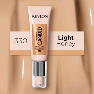 Revlon PhotoReady Candid 330 Light Honey