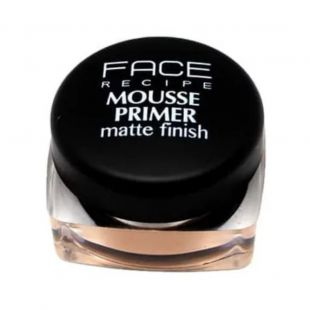 FACE Recipe Mousse Primer Matte Finish