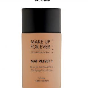 Make Up For Ever Mat Velvet- Mattyfing 55 - Neutral Beige