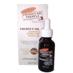 Palmer's Coconut oil luminous hydration face oil