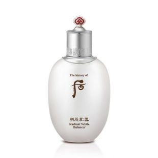 The History of Whoo Seol Radiant White Balancer