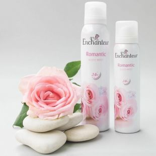 Enchanteur Enchanteur Romantic Body Mist Romantic