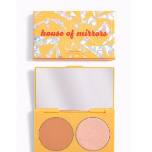 Colourpop Cosmetics House of Mirrors Pressed Powder Face Duo