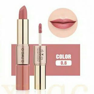 O.TWO.O 2in1 Lipstick & Lipcream 0.6