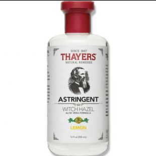 Thayers Witch Hazel Astringent Lemon
