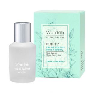 Wardah Scentsation Eau de Toilette Purity