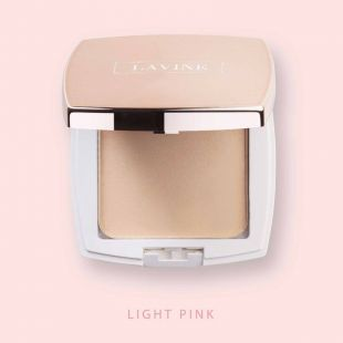 Lavine Premiere Powder Foundation Light Pink