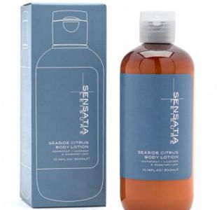 Sensatia Botanicals Seaside Citrus Body Lotion