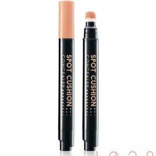 Eileen Grace 1028 Spot Cushion Concealer 02 Natural Beige