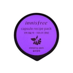 Innisfree Capsule Recipe Pack Aronia