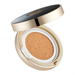 The Face Shop Miracle Finish CC Cooling Cushion 201 Apricot Beige
