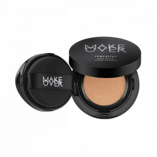 Make Over Powerstay Demi-Matte Cover Cushion W42 Warm Sand