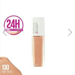 Maybelline Superstay Foundation 24H 130 Buff Beige