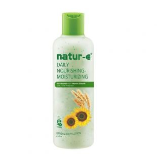 Natur-E Natur-E Daily Nourinshing-Moisturizing Pomegranate seed oil with vit E beads