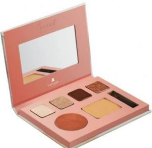 La Tulipe Travel Palette Sweet