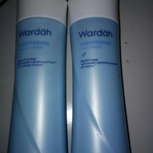 Wardah wardah lightening face toner