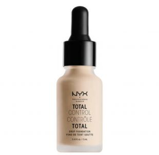 NYX Total Control Drop Foundation Alabaster