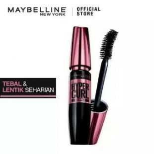 Maybelline Maybelline volume express hypercurl mascara