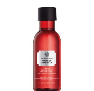 The Body Shop Roots of Strength Essence Lotion 160ml