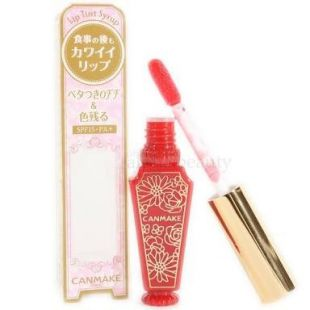 CANMAKE Lip tint syrup 02