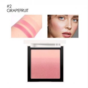 Focallure Silky Powder Ombre Blush 02 Grapefruit