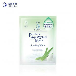 Senka Perfect Aqua White Mask Soothing White