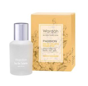 Wardah Scentsation Eau de Toilette Passion