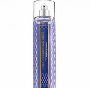 Bath and Body Works Fragrance Mist Lavender Sugar