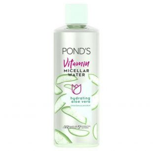 Pond's Pond's Vitamin Micellar Water (Makeup Remover) Hydrating Aloe Vera