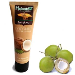 Herborist Body Butter with Shea Butter Coconut