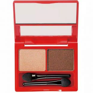 Eileen Grace 1028 Eyeshadow Duo 03 Salted Butter Caramel
