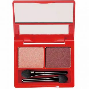 Eileen Grace 1028 Eyeshadow Duo 01 Rose Framboise