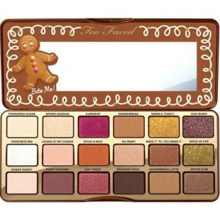 Too Faced Ginger Bread Palette Ginger Bread Palette