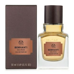 The Body Shop Bowhanti Eau De Parfum Spicy Woods