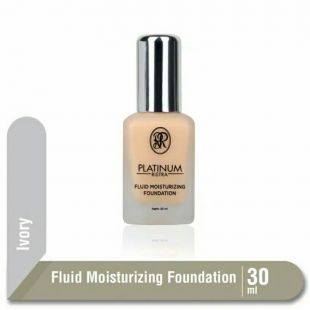 Ristra Ristra Platinum Fluid Moisturaizing Foundation Ivory