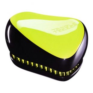 Tangle Teezer Conpact Styler Neon Yellow